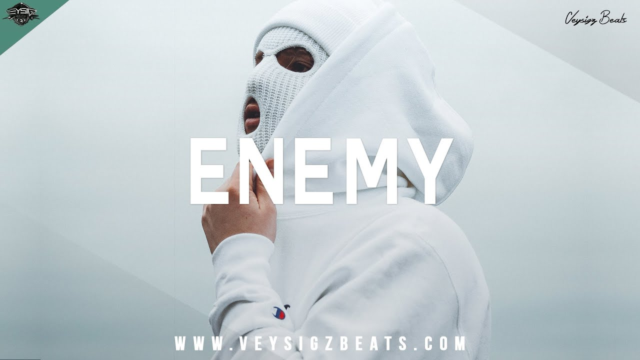 """Enemy"" - Uplifting Hard Rap Beat | Angry Dark Hip Hop Instrumental [prod. by Veysigz]"