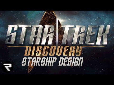 Star Trek Discovery | StarShip Design Influence | Trailer Analysis