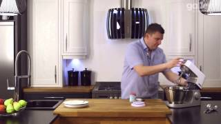 Nutella Cookies With Peter Sidwell #loveyourkitchen