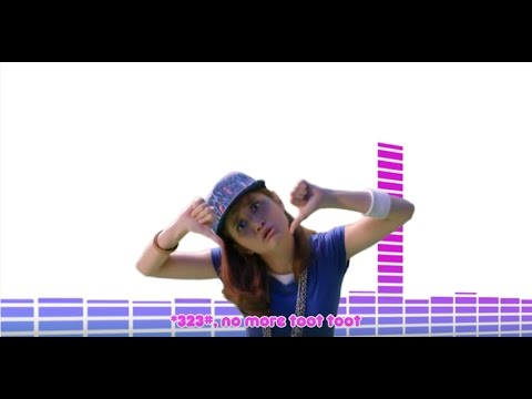 "Celcom Call Me Tones- ""Don't be a Toot-Toot"" official music video"