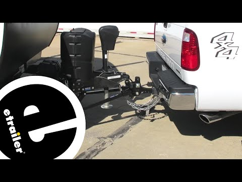 review reese strait line weight distribution system rp66084 - etrailer