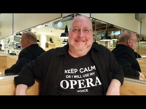 Traumberuf Profi-Chorsänger - Stefan Tanzer - What's Opera, Doc?