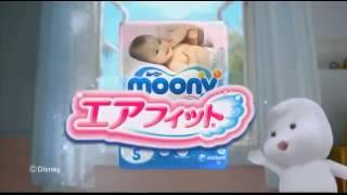 Японские подгузники Moony(, 2015-11-06T15:12:00.000Z)