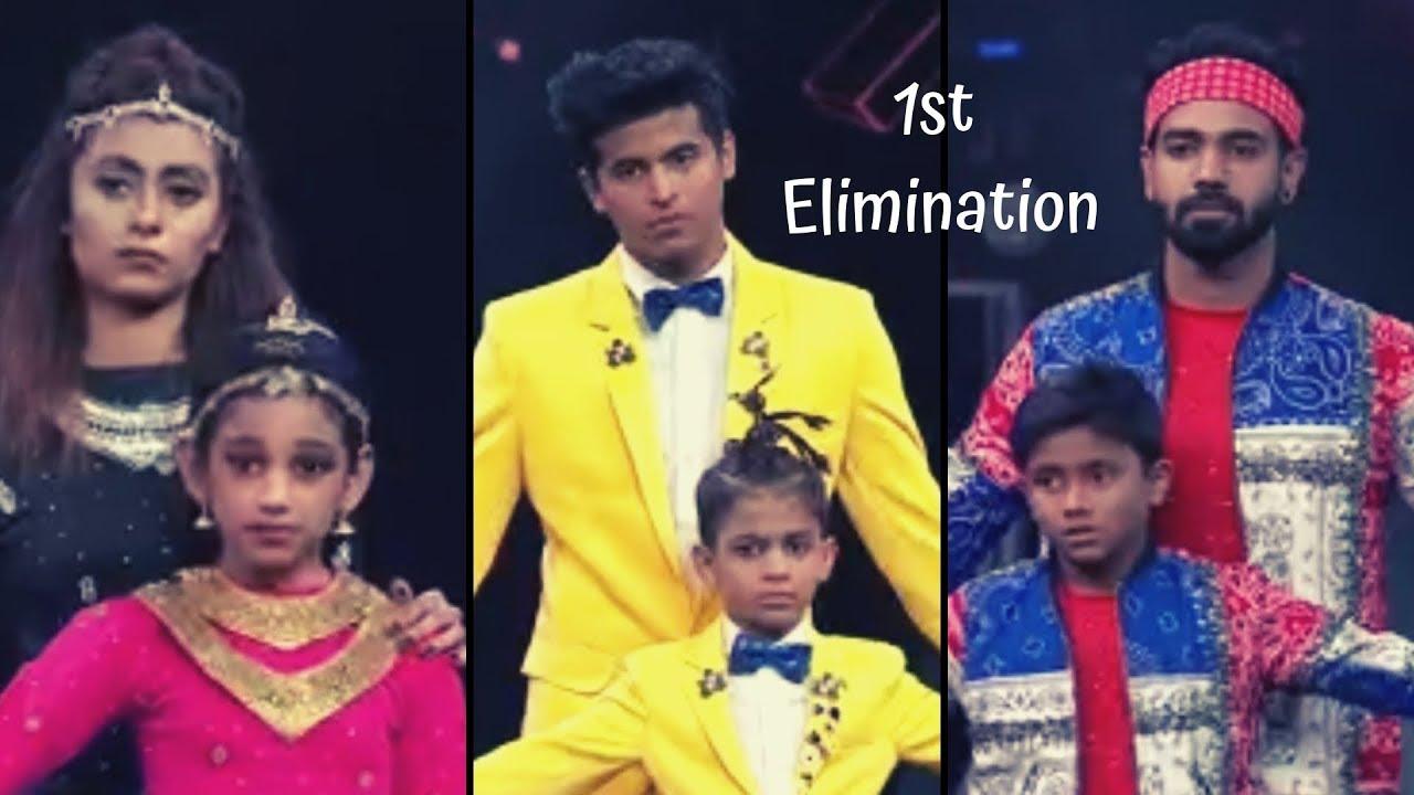 Super Dancer 3 First Elimination: Agra's Nikhil Baghel got Evicted