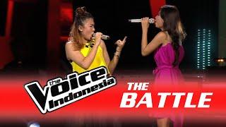 Vanessa Axelia vs Vanessa NethaniaI Slank UThe Battle The Voice Indonesia 2016