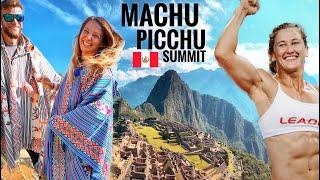 MACHU PICCHU the SUMMIT, Peru (Day 4+5 - The End)