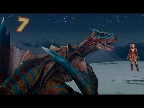 Monster Hunter Unite #7 | Mineral de Dragonita | Gameplay español