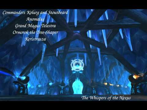 The Whispers of the Nexus - (World of Warcraft) - YouTube