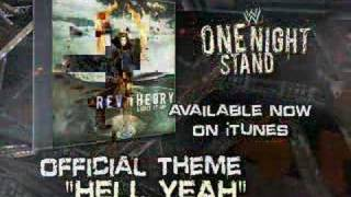 WWE RAW - Rev Theory Hell Yeah spot