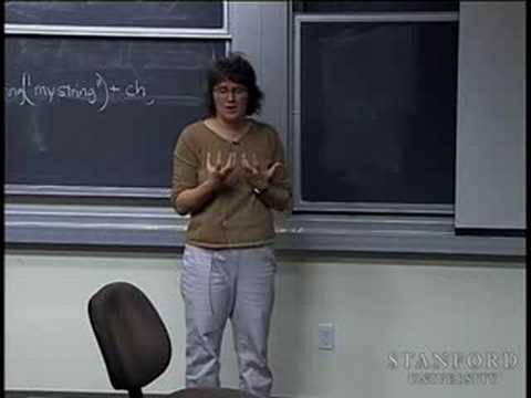 Lecture 8 | Programming Abstractions (Stanford)