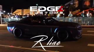 EDGE CUSTOMS 『SEMAクルーズ』行進! at SEMA SHOW 2105