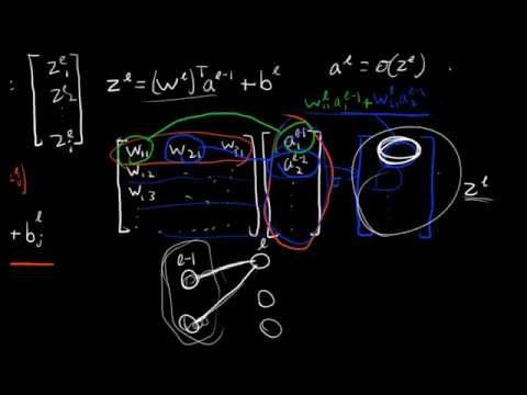 Back Propagation Derivation for Feed Forward Artificial Neural Networks