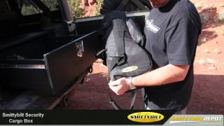 Smittybilt - Security Locking Cargo Box - Jeep Storage