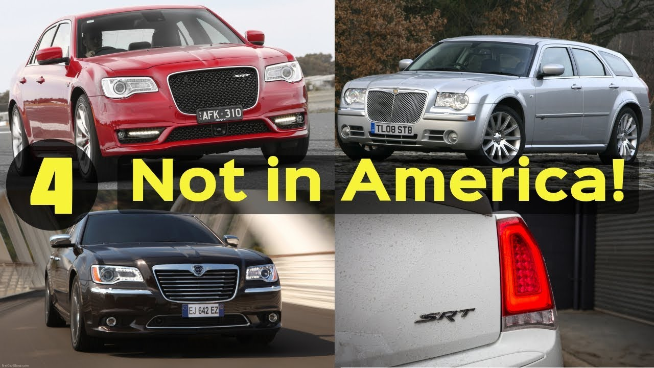 new chrysler revealed s at show executive york and models auto youtube watch
