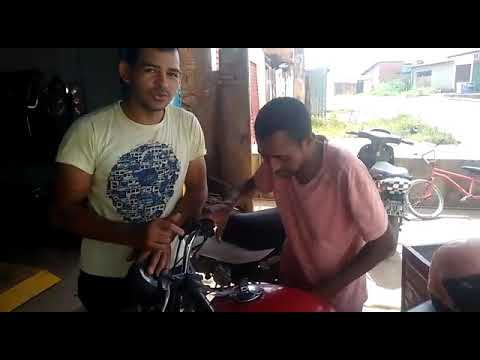 Triciclo fusco funcionando a vapor de cachaca comfira o video
