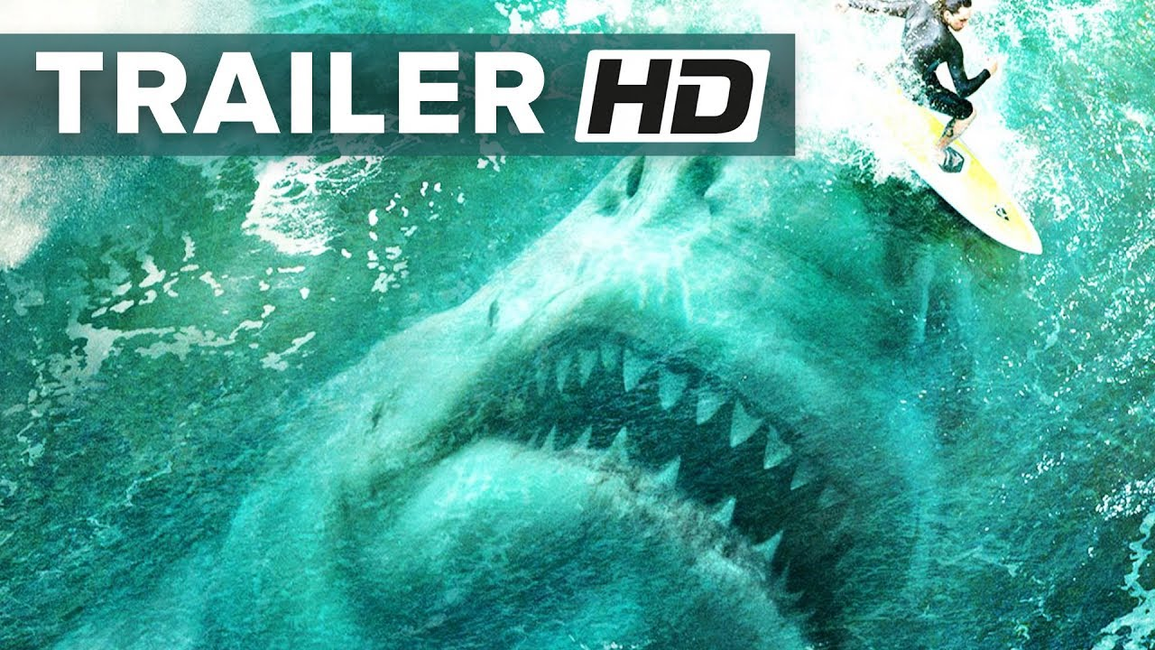 Shark il primo squalo trailer italiano ufficiale hd youtube
