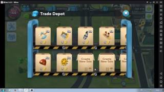 Simcity BuildIt Tricks #02 - Easy Expansion Materials