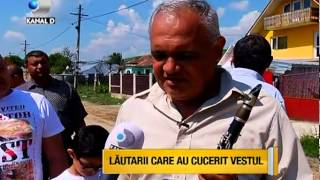 Fanfara Shukar Asta-i România! din zece prajini lautarii care cucerit vestul