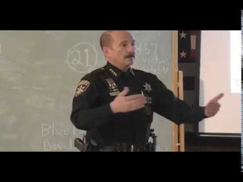Chautauqua County Sheriff Gerace: school safety, drugs, mental illness