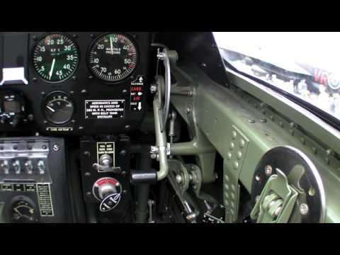 P-40 Cockpit Tour