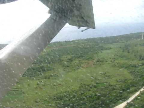 Freedom Air Guam Shorts 360 takeoff from Rota, CNMI