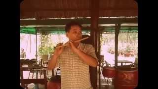 Lời ca dâng Bác - Sáo trúc NSUT Đinh Linh | Độc tấu sáo