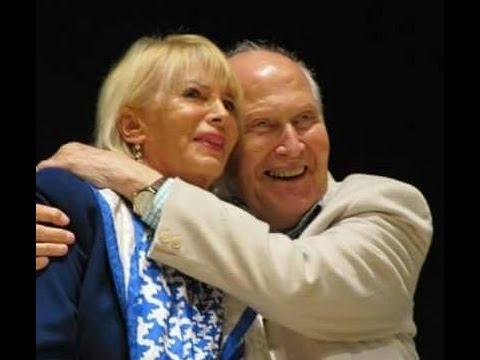 Bert y Sophie Hellinger. Buenos Aires, Argentina - Agosto 2015