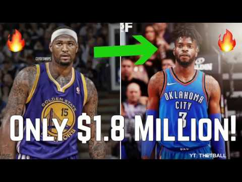 5 Biggest STEALS Of The 2018 NBA Free Agency