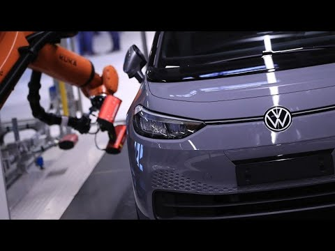 Volkswagen Of America >> Volkswagen Of America Wants To Be On Front Line Of Ev Revolution Ceo Says