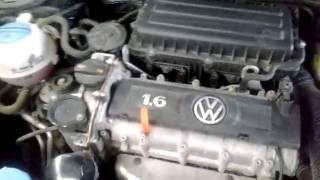 звук работы двигателя,солярис 1,6 15 тыс км пробег