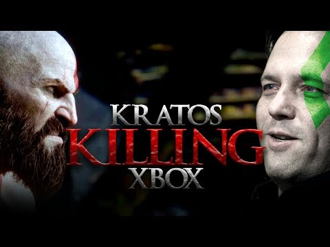 Phil Spencer Addresses Perfect God Of War Reviews And New Xbox Exclusives - Xbox News