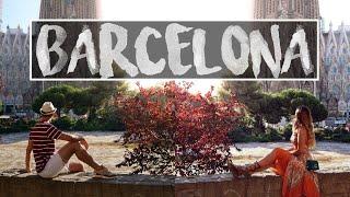 1 Günde BARCELONA Nasıl Gezilir ? | VLOG 2019