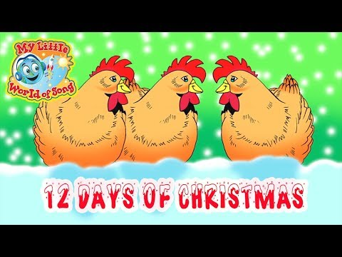 12 Days of Christmas - Remastered for 2017