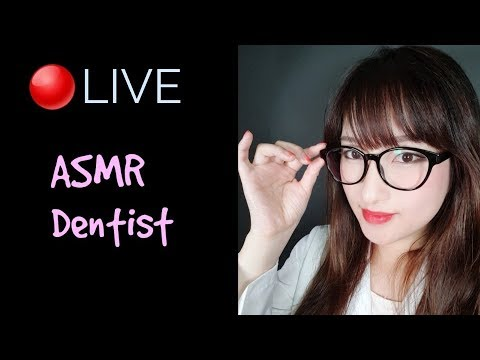 🔴LIVE ASMR. Doctor Kaya's Dental Clinic