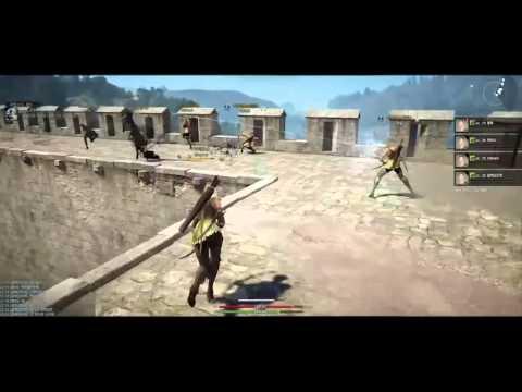 Трейлер игры Black Desert