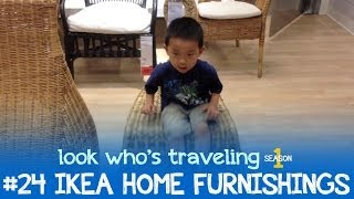 First time visiting an IKEA Home Furnishings, Costa Mesa: Look Who's Traveling