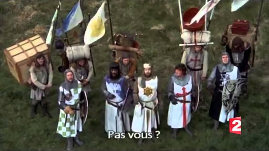 Monty python le retour des papys de l 39 humour anglais for Humour anglais