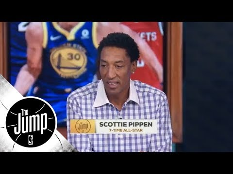 Scottie Pippen on players staying with one team for career: It's not realistic   The Jump   ESPN