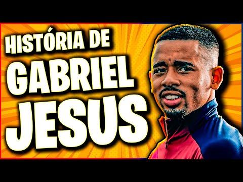 A EMOCIONANTE história de GABRIEL JESUS