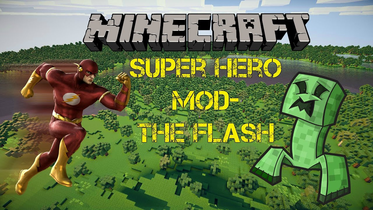 Minecraft Mods For Xbox One Superhero