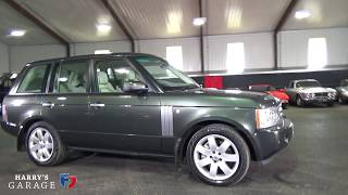 Range Rover real-world review and buyer's guide L322 TDV8