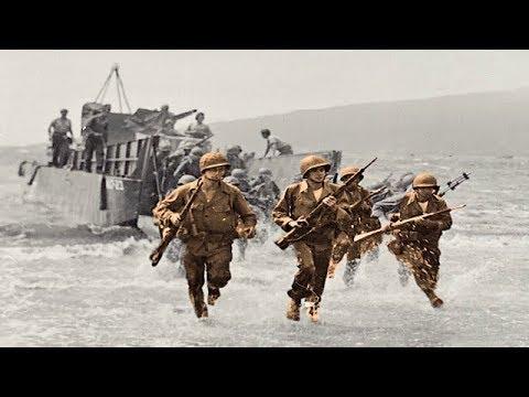 Download GUNG HO!: THE STORY OF CARLSON'S MAKIN ISLAND RAIDERS   Robert Mitchum   War Movie   EN   HD   720p