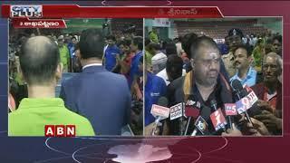Minister Avanthi Srinivas Launched AP State Table Tennis Open Tournament | City Plus | ABN Telugu