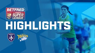 Highlights | Wakefield Trinity v Leeds Rhinos