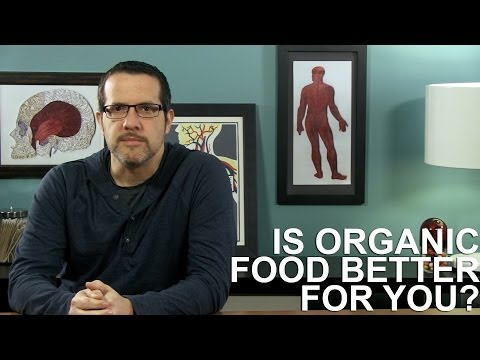 Is Organic Food Better for Your Health?