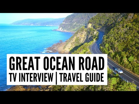 Great Ocean Road Travel Guide - The Big Bus tour and travel guide