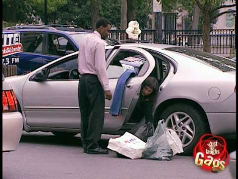Woman Becomes Man In Cab