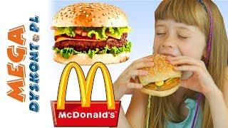Burger Challenge !!! • Mega Dziwne Burgery !!!!