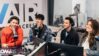 The Jonas Brothers On Continuing Their Solo Projects   On Air with Ryan Seacrest Video