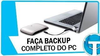 Como fazer o BACKUP COMPLETO do seu computador! thumbnail
